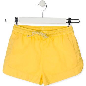 tekstylia Dziecko Szorty i Bermudy Losan 014-9007AL Żółty