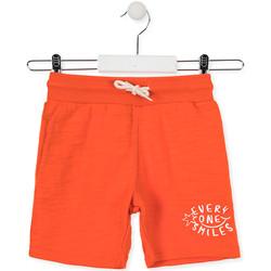 tekstylia Dziecko Kostiumy / Szorty kąpielowe Losan 015-6016AL Pomarańczowy