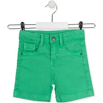 tekstylia Dziecko Szorty i Bermudy Losan 015-9009AL Zielony