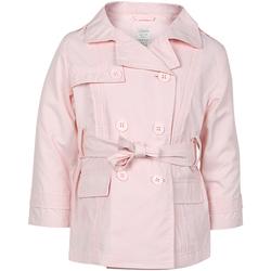 tekstylia Dziecko Płaszcze Losan 016-2790AL Różowy