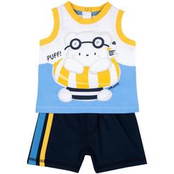 tekstylia Chłopiec Komplet Chicco 09076376000000 Niebieski