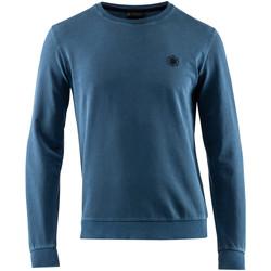 tekstylia Męskie Bluzy Lumberjack CM60142 007 518 Niebieski