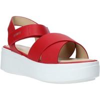 Buty Damskie Sandały Impronte IL01526A Czerwony