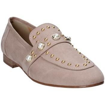 Buty Damskie Mokasyny Grace Shoes 1726 Różowy