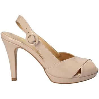 Buty Damskie Czółenka Grace Shoes 1850 Różowy