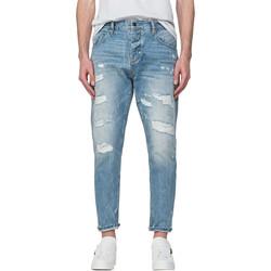 tekstylia Męskie Jeansy slim fit Antony Morato MMDT00226 FA700111 Niebieski
