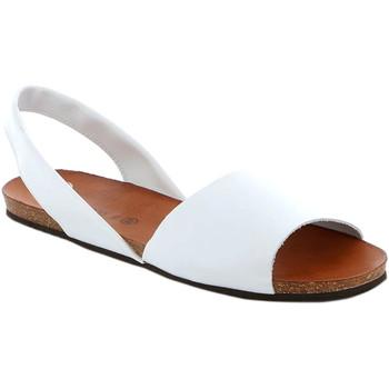 Buty Damskie Sandały Grunland SB1623 Biały