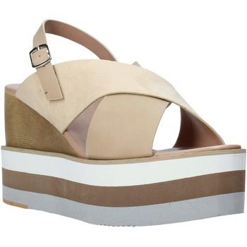Buty Damskie Sandały Onyx S20-SOX758 Beżowy