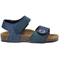 Buty Dziecko Sandały Valleverde GM1852J Niebieski