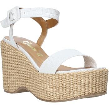 Buty Damskie Sandały Grace Shoes 104002 Biały