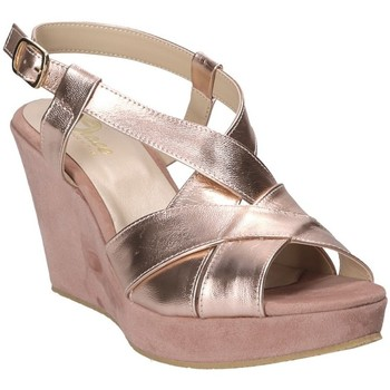 Buty Damskie Sandały Grace Shoes D 018 Różowy