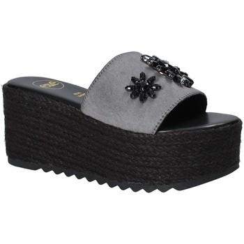 Buty Damskie Klapki Exé Shoes G47008347A13 Czarny