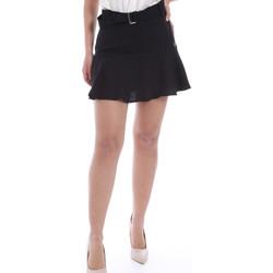 tekstylia Damskie Spódnice Gaudi 011BD75001 Czarny