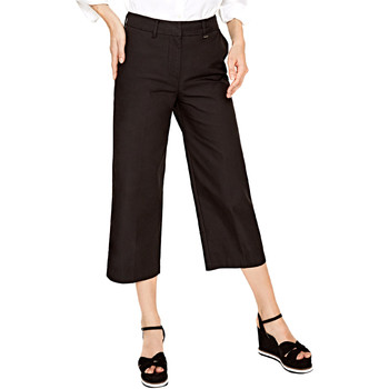 tekstylia Damskie Chinos Pepe jeans PL211023 Czarny