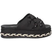 Buty Damskie Klapki Exé Shoes G41006307001 Czarny