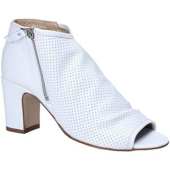 Buty Damskie Sandały Keys 5614 Biały