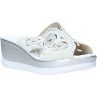 Buty Damskie Klapki Valleverde 32150 Biały
