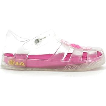 Buty Dziewczynka Sandały Lulu LI190001S Biały