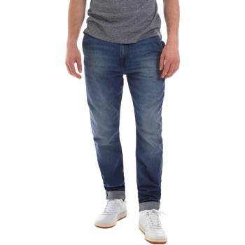 tekstylia Męskie Jeansy Calvin Klein Jeans J30J314597 Niebieski