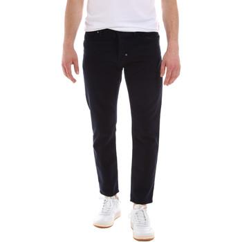 tekstylia Męskie Spodnie z pięcioma kieszeniami Antony Morato MMTR00502 FA900123 Niebieski