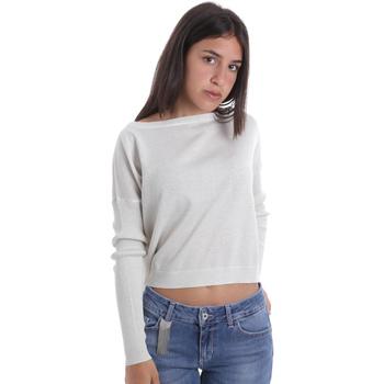 tekstylia Damskie Swetry Liu Jo MA0035 MA32H Biały