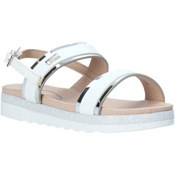 Buty Dziewczynka Sandały Miss Sixty S20-SMS778 Biały