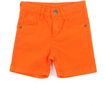 tekstylia Dziecko Szorty i Bermudy Losan 015-9009AL Pomarańczowy