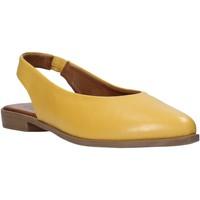 Buty Damskie Sandały Bueno Shoes 9N0102 Żółty