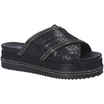 Buty Damskie Klapki Exé Shoes G41006097884 Czarny