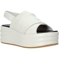 Buty Damskie Sandały Café Noir GG422 Beżowy
