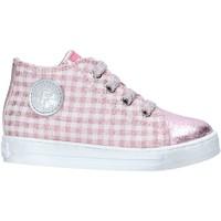 Buty Dziewczynka Trampki wysokie Falcotto 2014600 10 Różowy