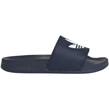 Buty Dziecko klapki adidas Originals FU9178 Niebieski