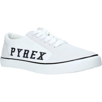 Buty Męskie Trampki niskie Pyrex PY020201 Biały