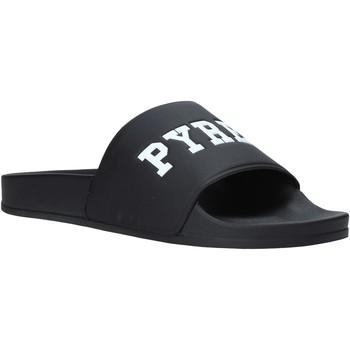 Buty Męskie klapki Pyrex PY020167 Czarny