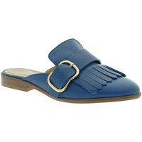 Buty Damskie Chodaki Mally 6116 Niebieski