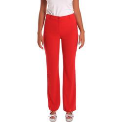 tekstylia Damskie Chinos Gaudi 811FD25013 Czerwony