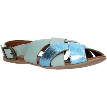 Buty Damskie Sandały Bueno Shoes 9J2103 Niebieski