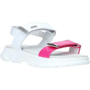 Buty Dziewczynka Sandały Miss Sixty S20-SMS788 Biały