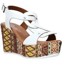 Buty Damskie Sandały Grace Shoes 09 Biały