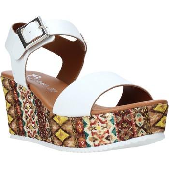 Buty Damskie Sandały Grace Shoes 06 Biały