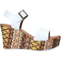 Buty Damskie Sandały Grace Shoes 08 Biały