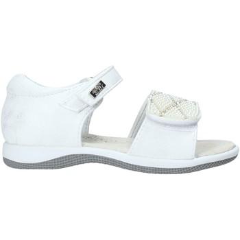 Buty Dziewczynka Sandały Miss Sixty S20-SMS756 Biały