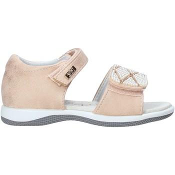 Buty Dziewczynka Sandały Miss Sixty S20-SMS756 Różowy