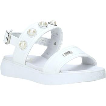 Buty Dziewczynka Sandały Miss Sixty S20-SMS772 Biały