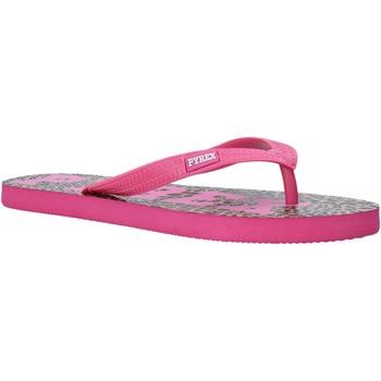 Buty Damskie Japonki Pyrex PY020164 Różowy