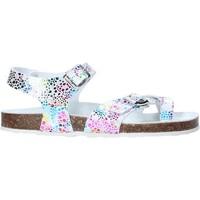 Buty Dziewczynka Sandały Grunland SB1503 Biały