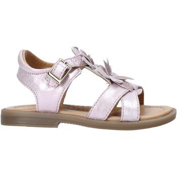 Buty Dziewczynka Sandały Grunland PS0062 Różowy