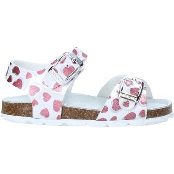 Buty Dziewczynka Sandały Grunland SB1535 Biały
