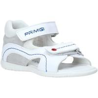 Buty Dziecko Sandały Primigi 5401211 Biały