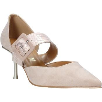 Buty Damskie Czółenka Grace Shoes 772014 Czarny